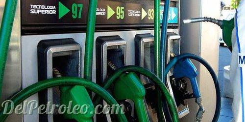 Precios de las bencinas en Chile - ENAP