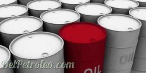 reservas de petroleo barriles inventarios